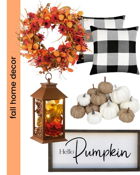 Looking for the perfect fall decor? Fall is my favorite season and I love making my home feel cozy with decorations. Check these cute fall finds out! http://liketk.it/2XbR0 #liketkit @liketoknow.it #LTKhome #LTKunder50 Screenshot this pic to get shoppable product details with the LIKEtoKNOW.it shopping app