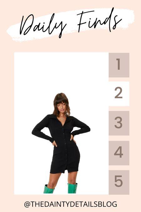Daily finds: the perfect summer to fall transition dress   #LTKstyletip #LTKunder50 #LTKsalealert