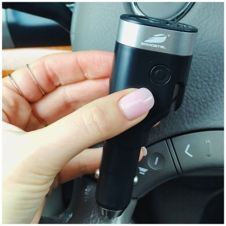If you drive a car, you should own one of these!! In an emergency, it will break out your window, cut your seatbelt, serve as a flashlight, and it also charges your phone. http://liketk.it/2zPpV #liketkit @liketoknow.it