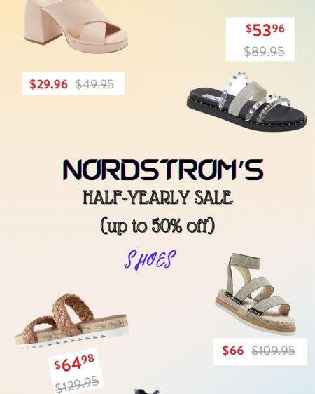 http://liketk.it/3gdBw #liketkit @liketoknow.it Nordstrom's yearly have sale cute summer shoes #LTKshoecrush #LTKsalealert #LTKunder100 @liketoknow.it.europe @liketoknow.it.family @liketoknow.it.home