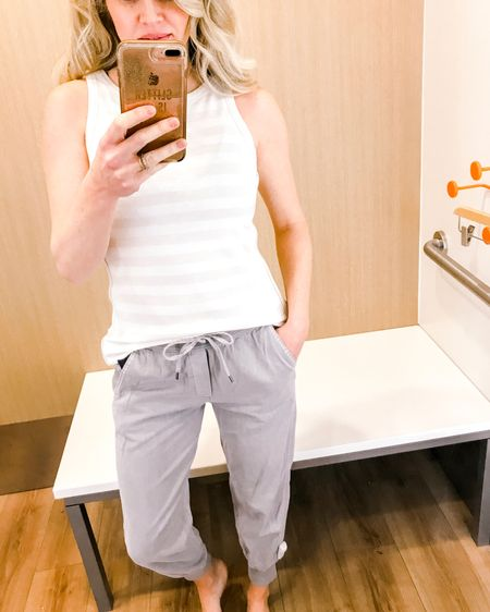 Loving this casual outfit from The Gap! All 40% off! http://liketk.it/2AIDr @liketoknow.it #liketkit #LTKunder50 #LTKsalealert