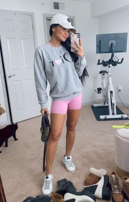 Dior sweatshirt   #LTKunder50 #LTKsalealert #LTKfit