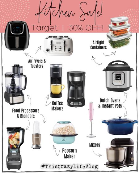 Target has a SALE on kitchen items this week! Grab them quick for yourself or a very special woman in your life for Mother's Day this Sunday! http://liketk.it/3ezoJ #liketkit @liketoknow.it #LTKfamily #LTKhome #LTKsalealert @liketoknow.it.home You can instantly shop my sale finds by following me on the LIKEtoKNOW.it shopping app