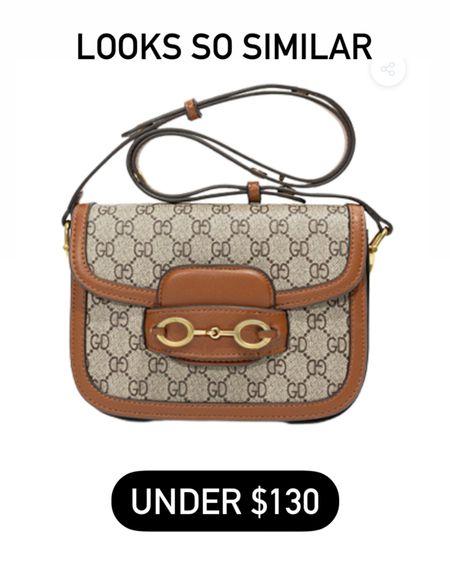 Gucci look alike! http://liketk.it/3fPtS #liketkit @liketoknow.it #LTKitbag #LTKstyletip #LTKunder50