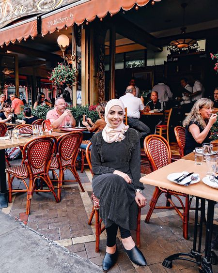 De Gennaro is my favorite restaurant in Little Italy 🇮🇹 I love the street seating and everything on their menu is delicious! http://liketk.it/2t2fe #liketkit @liketoknow.it #LTKsalealert #LTKshoecrush #LTKunder50 #LTKunder100 Download the LIKEtoKNOW.it app to shop this pic via screenshot