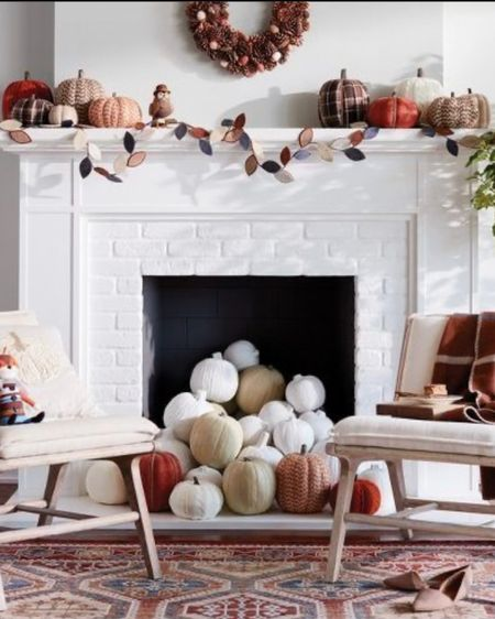 How cute is this Thanksgiving inspired fireplace?! Everything pictured is from Target and can be found on Like To Know It @remodelaholic. Link in bio!  . . . 📷: Target   http://liketk.it/31g0F #liketkit @liketoknow.it  #interiors #lifestyle #athome #homeinspo #lifestyleblog #home #falldecor #livingroom #home #interiordesign #frenchcountrystyle #magnoliahome #hgtv #farmhousechic #fallinspo #interiorgoals #houseenvy #luxuryhomes #customehomes #homedesign  #interiorinspirations #imaremodelaholic #thanksgiving #thanksgivingstyle #fireplace #fireplacedecoration