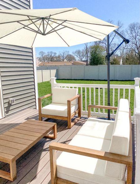 Outdoor patio furniture sale alert!  #ltkoutdoor  #LTKSeasonal #LTKsalealert