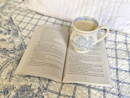 Recent reads and cozy at home favorites!  #LTKunder100 #LTKunder50 #LTKhome