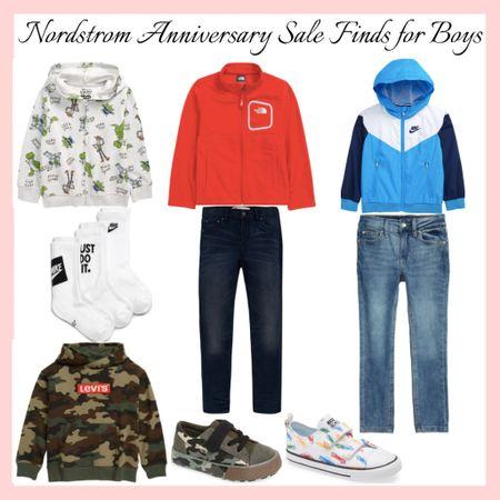 Toddler boy finds at Nordstrom Anniversary Sale! Only 3 days left!   #LTKsalealert #LTKbaby #LTKunder50