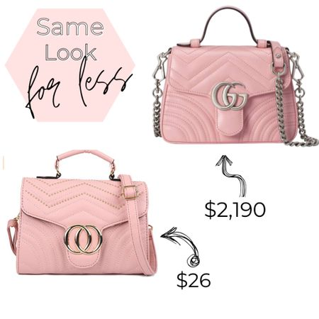 Look for less Amazon bag Quilted crossbody Amazon prime day  #lookforless #guccidupe #amazonfashion #quiltedcrossbody #amazoncrossbody #amazonbag #amazonfashion #amazonfinds #founditonamazon #primeday #amazonprimeday #primedaydeals #crossbody  #LTKSeasonal #LTKunder50 #LTKitbag