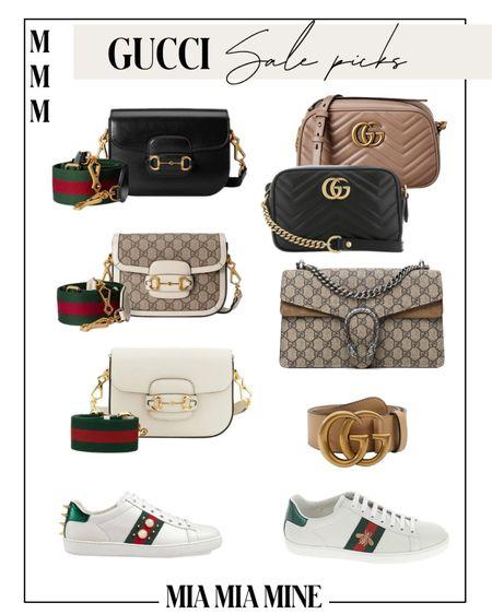 Gucci bags on sale Gucci belt on sale Gucci shoes on sale  #LTKsalealert #LTKitbag #LTKshoecrush