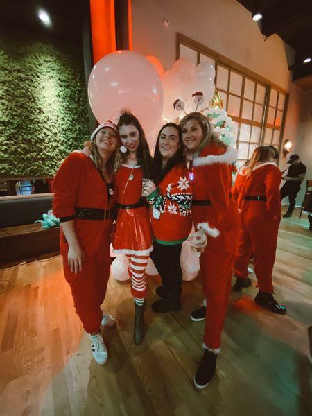 Various Santa themed outfits   #LTKunder50 #LTKunder100 #LTKgiftspo