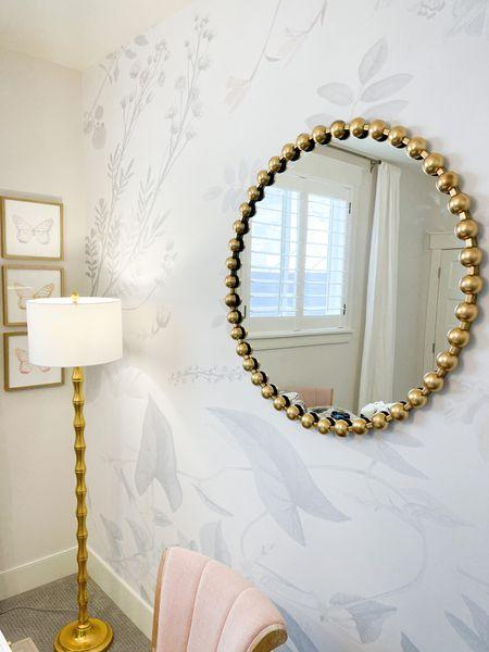 Cutest gold mirror on major sale today! http://liketk.it/35SNa #liketkit @liketoknow.it #LTKsalealert #LTKworkwear #LTKhome