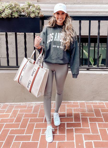 Nsale, activewear, leggings, sneakers, alo, tote, Chloe   #LTKsalealert #LTKunder100 #LTKfit