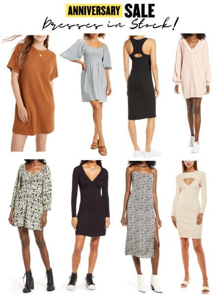 Nordstrom Anniversary sale dresses NSale    #LTKunder50 #LTKunder100 #LTKsalealert
