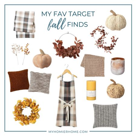 Have you checked all the great Fall decor finds at Target? Here are some of my favorites   #LTKSeasonal #LTKhome