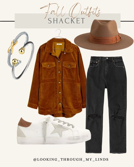 Shacket | shirt jacket | amazon outfit | amazon shacket | amazon jacket | fall outfits | fall fashion | fall sneakers | hat  #LTKstyletip #LTKunder100 #LTKSeasonal