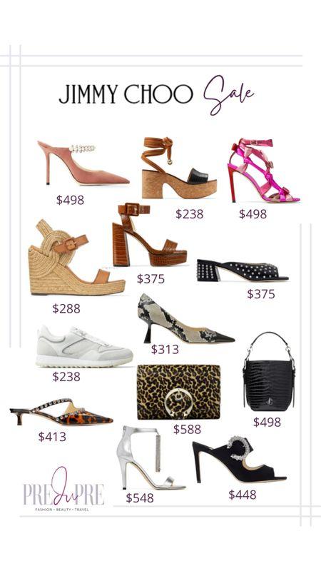 Jimmy Choo sale up to 50% off! Designer bag, designer shoes, #jimmychoo, sandals, high heels, wedges, Jimm #LTKsalealert y Choo shoes, Jimmy Choo bag  http://liketk.it/3jYkj @liketoknow.it #liketkit #LTKstyletip #LTKitbag #LTKshoecrush #LTKworkwear Download the LIKEtoKNOW.it app to shop this pic via screenshot