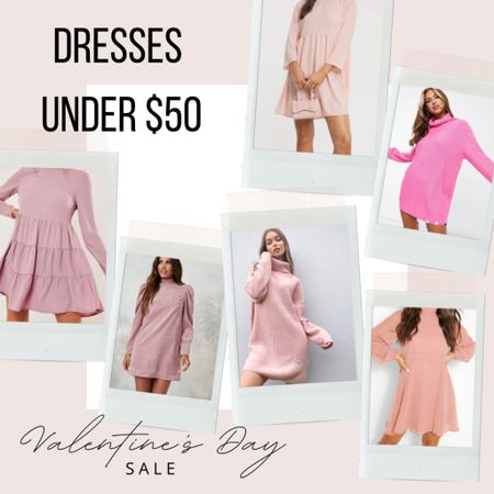 Beautiful Valentine's Day dresses. All under $50 and different price ranges 💕 http://liketk.it/37D8n #liketkit @liketoknow.it #LTKVDay #LTKstyletip
