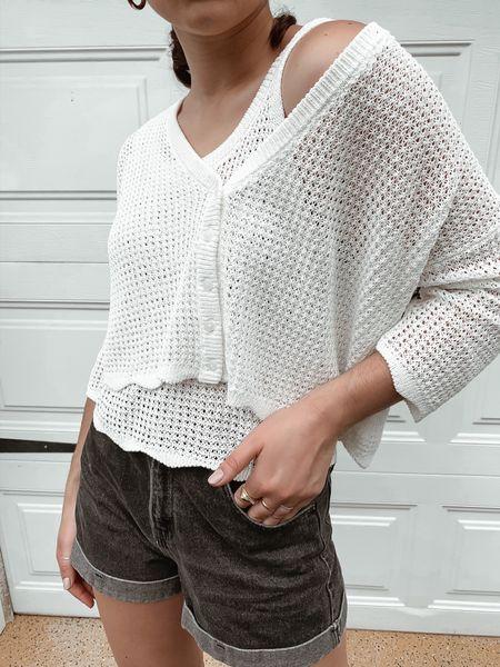 I'm obsessed with this sweater set trend! This one is on SALE!  http://liketk.it/2POzq #liketkit @liketoknow.it #LTKstyletip #LTKunder50 #LTKsalealert