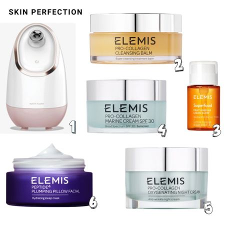 Having an at home facial moment over here to get my skin ready for fall. Love some steam to help open up my pores and deep clean my face with Elemis pro-collagen cleansing balm.  Get 25%off with code LTKSALE. The Elemis entire pro-collagen line is amazing! Don't forget to get the steamer! Steaming is super good for the skin, it actually helps the products to penetrate into the skin quicker! I do it at least once a week. The steamer is on sale too for $42!! Usually it goes for $105! #athomefacial #skincare #skincareforfall #fallbeauty #LTKsalealert  #LTKSeasonal #LTKSale #LTKbeauty