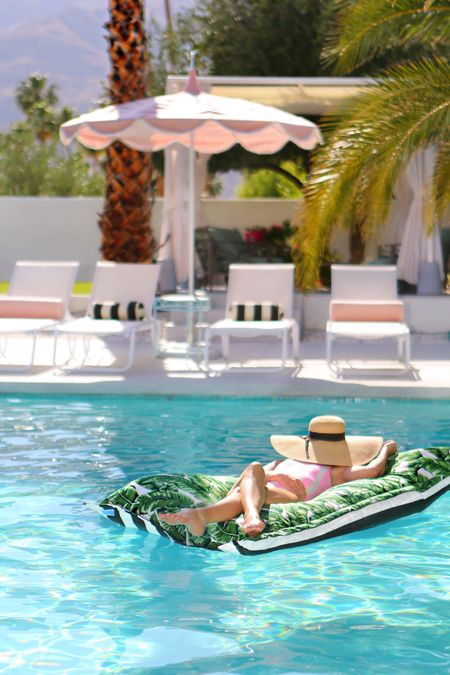 Stylish patio umbrellas to make your backyard feel like a resort. Most are 20% off & ON SALE! Plus a few pool chaises too!  #patioumbrellas #patioumbrella #patiodecor #outdoorfurniture #poolchaise  #LTKswim #LTKsalealert #LTKhome