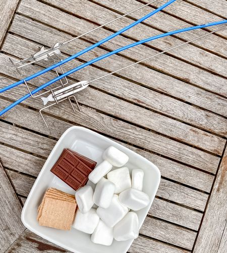 A fishing rod for s'mores!   #LTKfamily #LTKhome #LTKkids