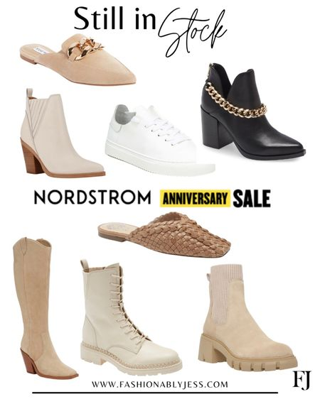 #nsale Booties Boots Combat boots  Mules   #LTKshoecrush #LTKstyletip #LTKsalealert