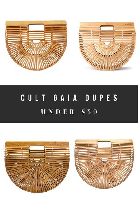 Cult Gaia bag dupes http://liketk.it/3gN2t #liketkit @liketoknow.it #LTKstyletip #LTKsalealert #LTKitbag