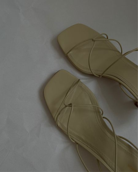 spring sandals 🤤  http://liketk.it/3d6cM #liketkit @liketoknow.it #LTKunder100 #LTKshoecrush #LTKeurope
