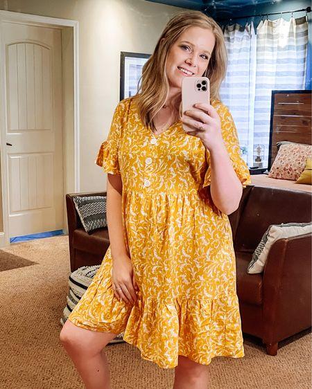 The perfect summer dress!   @liketoknow.it #liketkit http://liketk.it/3hpnk #LTKsalealert #LTKshoecrush #LTKstyletip