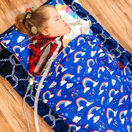 The best nap mat ever. Addie's nap mat has a pillow and blanket attached AND has her name embroidered! So awesome for car diaper changes or naps! http://liketk.it/34AZO #liketkit @liketoknow.it #LTKkids #LTKbaby #LTKfamily