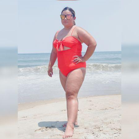 Swimsuit, Amazon find, one piece. Summer outfit, Swim wear  #LTKunder50 #LTKtravel #LTKsalealert
