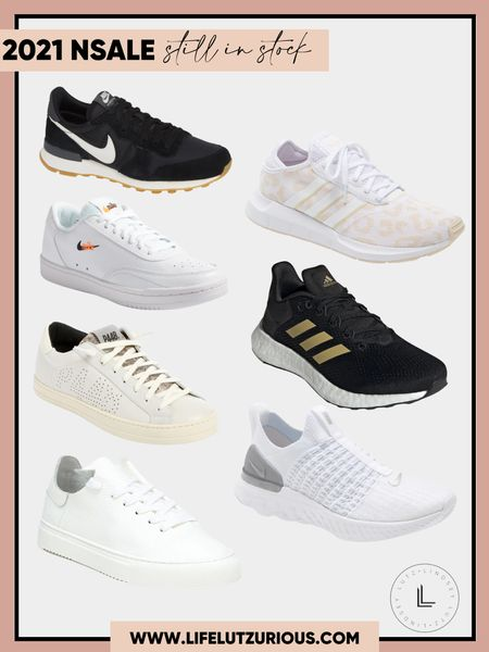 Sneakers still in stock from the Nordstrom sale! #nsale #sneakers   #LTKshoecrush #LTKsalealert