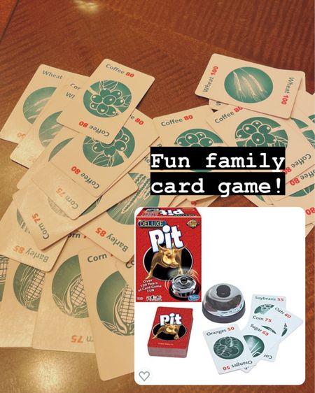 A fun family favorite card game! http://liketk.it/38y7u #liketkit @liketoknow.it #LTKfamily #LTKhome #LTKunder50 @liketoknow.it.home @liketoknow.it.family
