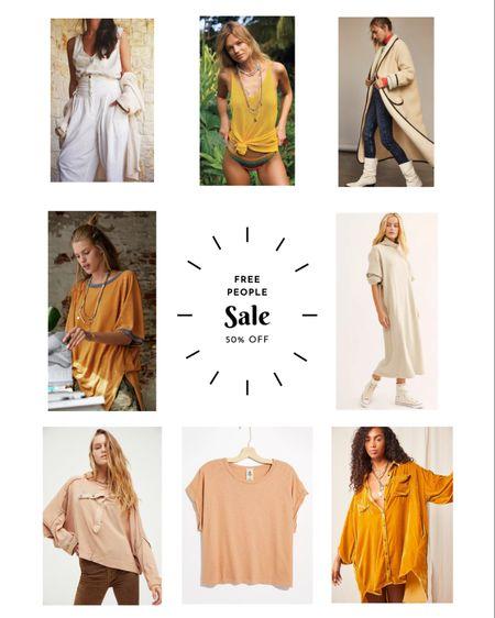 Free People sale. 50% off. http://liketk.it/32r39 #liketkit @liketoknow.it #LTKgiftspo #LTKsalealert #LTKunder100