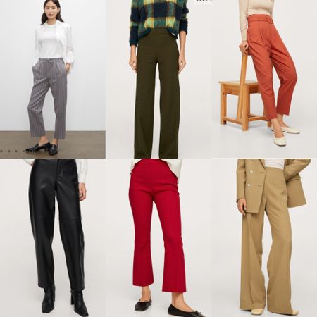 Some fun and fashionable pants for fall 🚨  #LTKstyletip #LTKSeasonal #LTKcurves