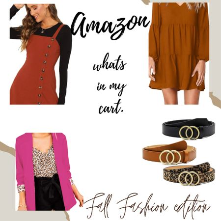 Fall fashion is my favourite! 🍂 #falltransition   #LTKunder50 #LTKbacktoschool #LTKSeasonal