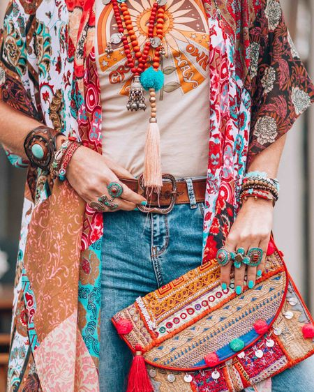 Boho chic with this amazing kimono!   Shop my daily looks by following me on the LIKEtoKNOW.it shopping app @liketoknow.it #liketkit http://liketk.it/34eoI