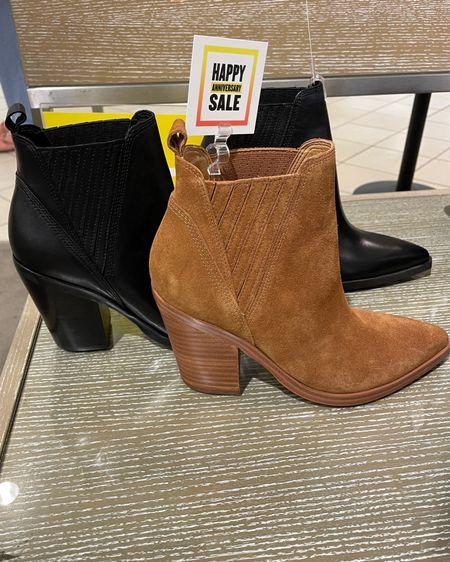 Nordstrom anniversary sale - Marc Fisher booties  Fall boots   @liketoknow.it http://liketk.it/3jYfz  #liketkit #LTKsalealert #LTKshoecrush #LTKunder100