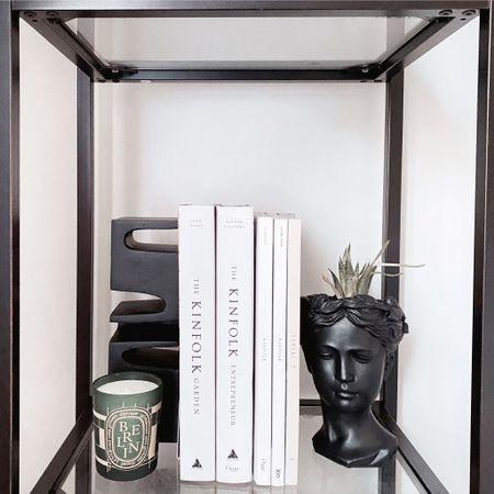 Reorganizing the living room shelf today ⚡️ #LTKSpringSale #liketkit @liketoknow.it http://liketk.it/3cAka