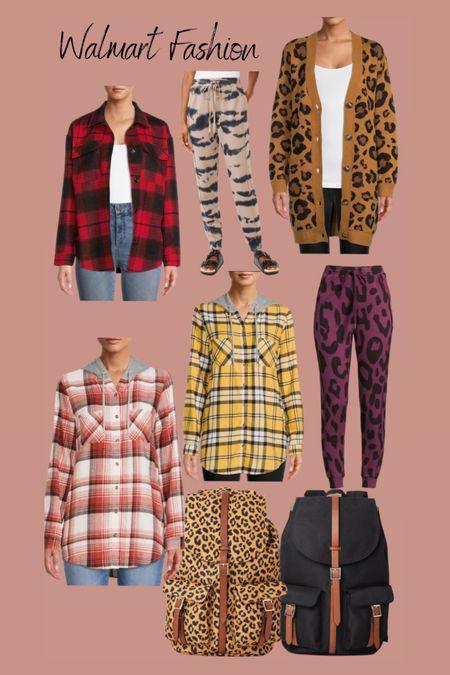 Walmart fashion finds Shacket Cardigan   #LTKunder50 #LTKSeasonal #LTKstyletip