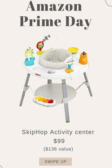 Amazon Prime Day - skiphop baby activity center   #LTKunder100 #LTKbump #LTKbaby
