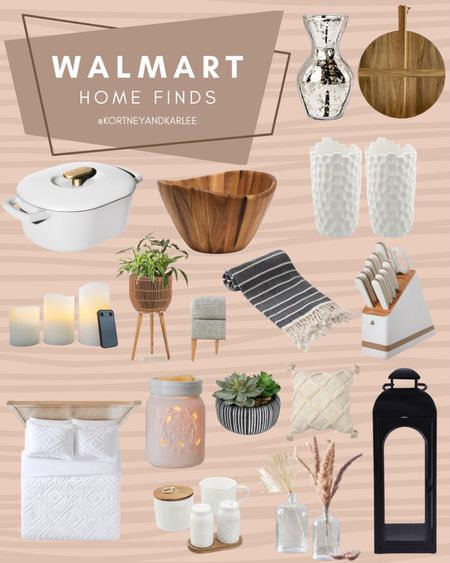 Walmart Home Finds!  Walmart home decor   walmart decor   walmart home finds   walmart home favorites   Walmart home decor favorites   new Walmart home decor   Walmart fall home decor   fall home decor   fall home decor from Walmart   Kortney and Karlee   #Kortneyandkarlee @liketoknow.it #liketkit   #LTKunder50 #LTKunder100 #LTKsalealert #LTKstyletip #LTKSeasonal #LTKhome