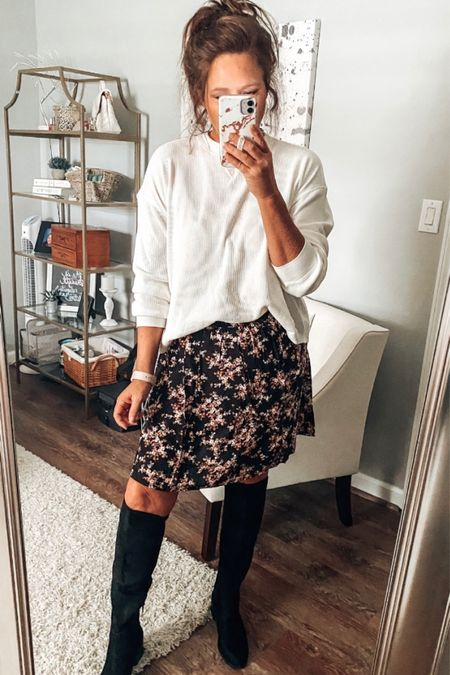 Last few hours of the Old Navy 50% off sale!! Don't miss out! Skirts, dresses, tops, blouses, sweaters, jackets and more!! .#LTKFALL   Sale, fall outfits, workwear outfits, trendy fashion, tall boots, over the knee boots, old navy outfit, fashion over 40  #LTKsalealert #LTKstyletip #LTKunder50