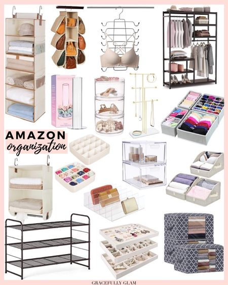 Amazon closet storage and organizers  Amazon home organization  Amazon home   http://liketk.it/3hjEf    #liketkit @liketoknow.it #LTKunder100 #LTKunder50 #LTKhome @liketoknow.it.home