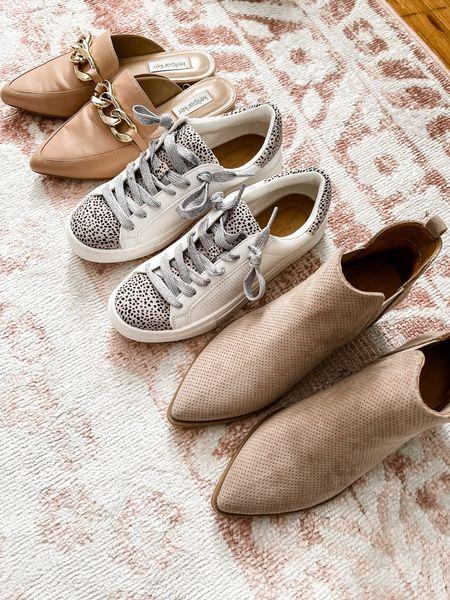 Fall shoe favorites!