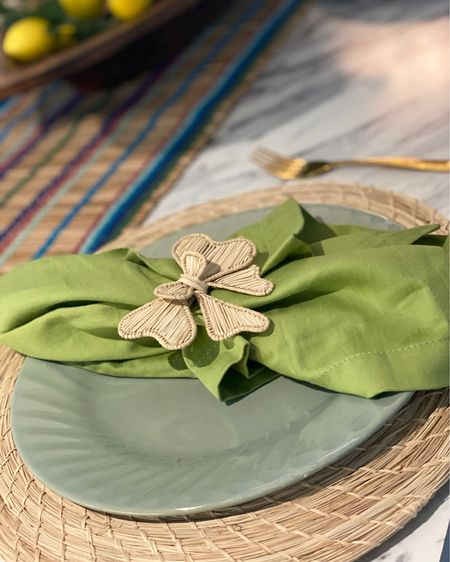 @liketoknow.it #liketkit http://liketk.it/3gqk1    You can instantly shop all of my looks by following me on the LIKEtoKNOW.it shopping app   Napkin ring with a bow.