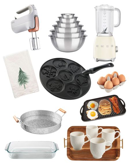 Affordable bakeware from @walmart for Christmas breakfast! Obsessed with the pancake pan! http://liketk.it/34nEF #liketkit @liketoknow.it