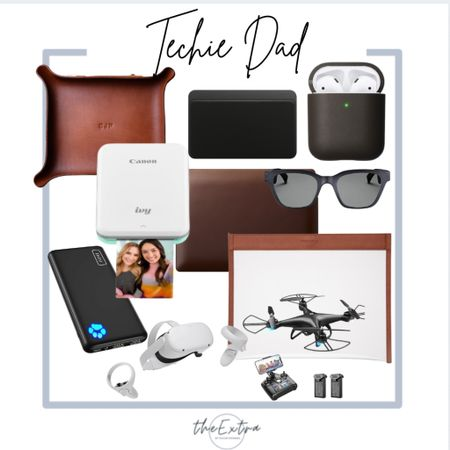 Father's Day gift guide for techie dads  #competition  #LTKSeasonal #LTKmens #LTKunder100